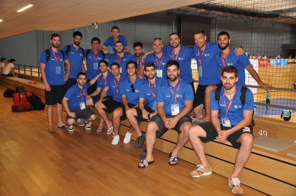 EUG 2016: andebol conquista bronze na Croácia
